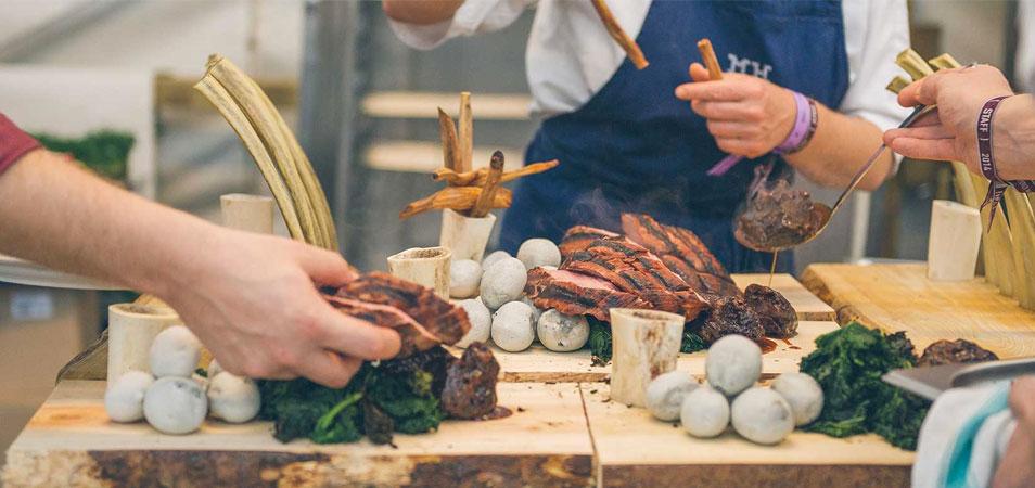 The Best UK Music Festivals for Food Lovers