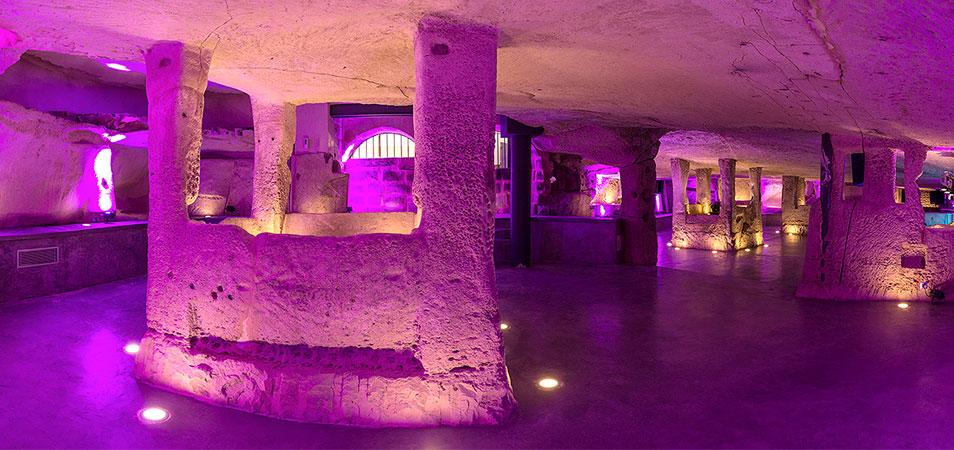 Glitch Festival Announces New Secret Vaults Venue for 2018