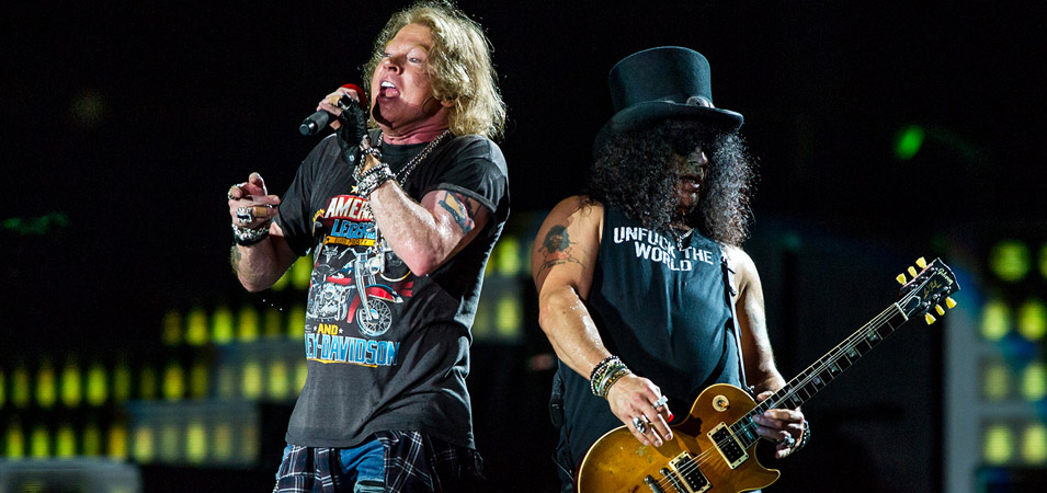 Download Paris Announce Guns N' Roses, Extra Day and More New Names