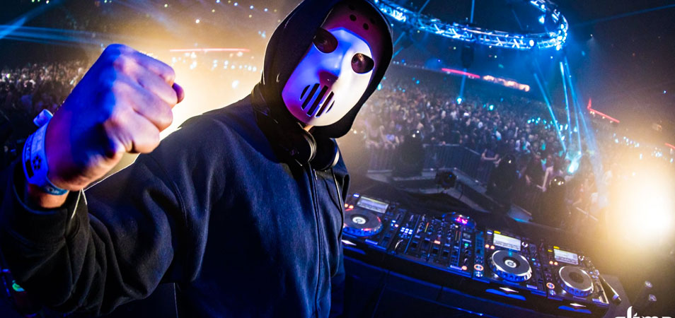 Top 10: Biggest Harder Styles DJs in the World