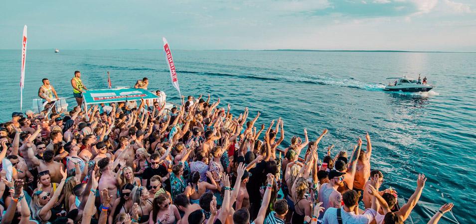 Hideout Announce 2018 Boat Parties