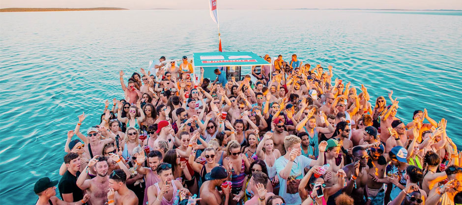 Hideout 2017 Announces Boat Parties Lineup