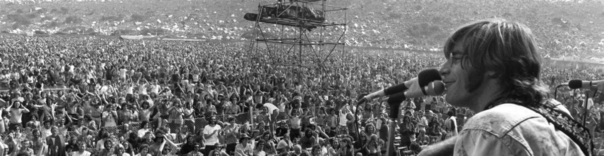 Isle of Wight Festival: A History in Photos