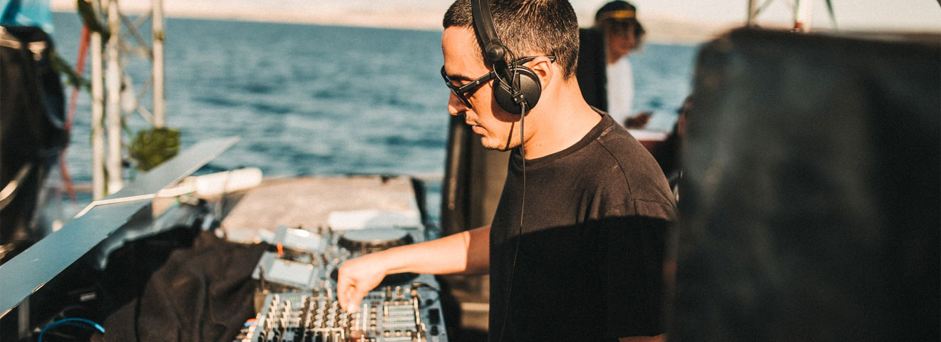 We Asked Ian F. What He's Going to Play at Sonus 2018