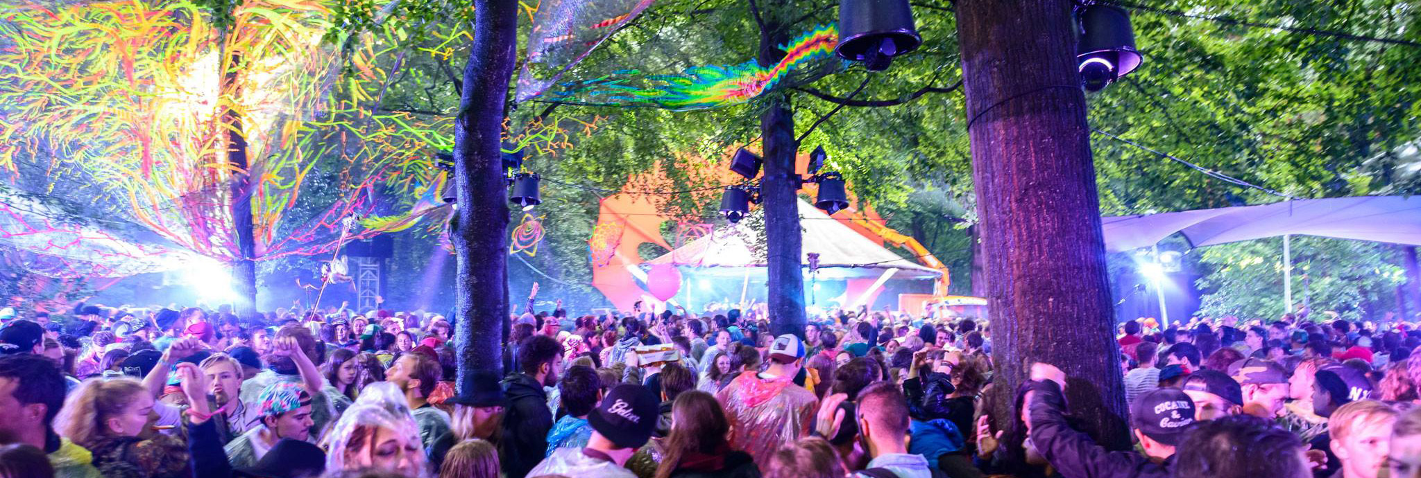 Into the Woods Festival 2016: Ticket Announcement