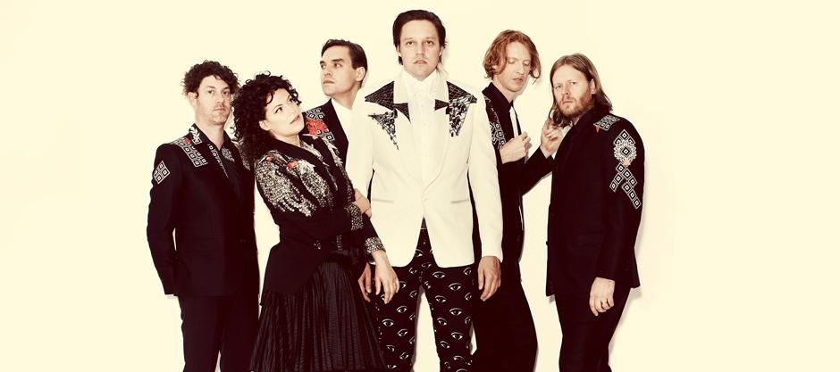 Arcade Fire to Headline Isle of Wight Festival 2017