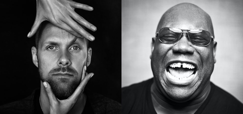 Adam Beyer & Carl Cox to Play B2B for First Time at Junction 2 2018