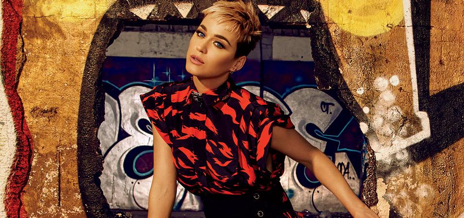 Katy Perry is Headlining Rock in Rio Lisboa