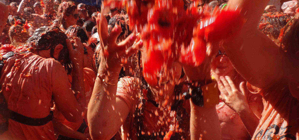 WATCH: The Story of La Tomatina