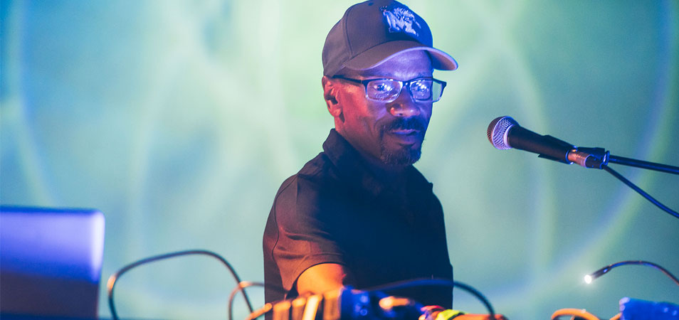 Legendary House Pioneer Larry Heard to Perform at AVA Festival 2018