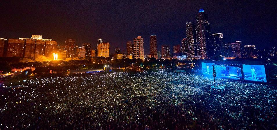Behold Lollapalooza's Mega Lineup
