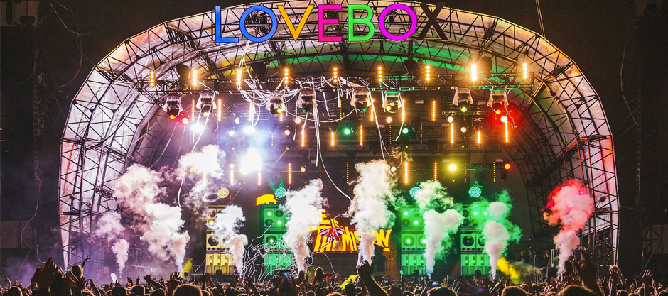 Lovebox 2017: First Wave of Artists Announced