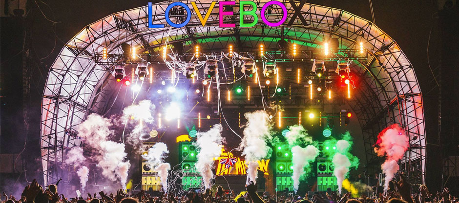 Kano, Joe Goddard & More Added to Lovebox 2017