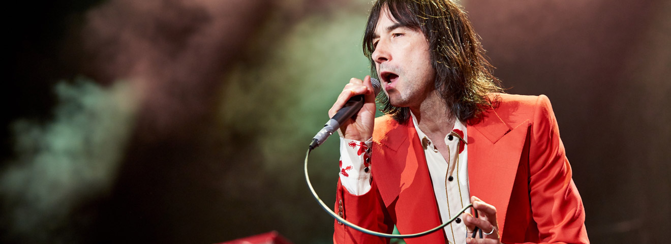 Primal Scream are Headlining Mallorca Live 2018