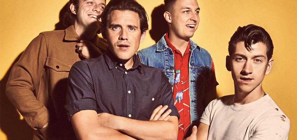 Arctic Monkeys Announce Live Return & Tease New Dates