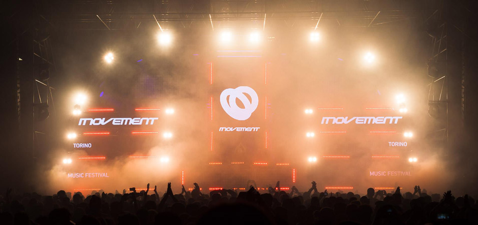 Movement Torino: 10 Mixes to Get You in the Mood for 'Halloweek'