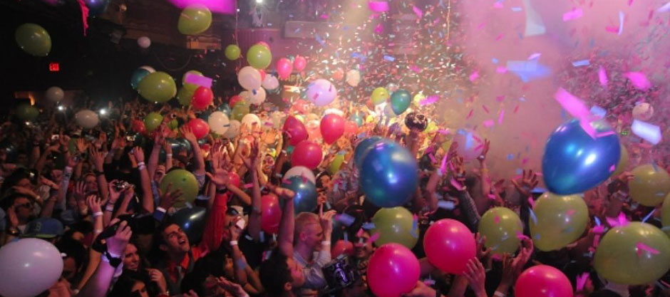 Top New Year's Eve 2014/2015 Events