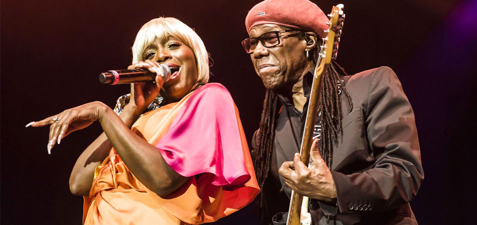Chic & Nile Rodgers Announced for Nocturne Live at Blenheim Palace 2018