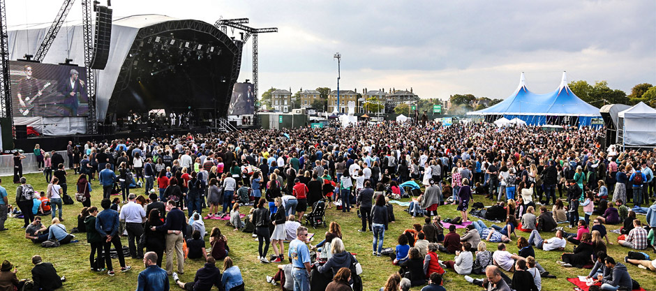 OnBlackheath: Music, Art & Food for all the Family