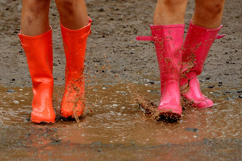 Ultimate Packing List: Muddy Festivals
