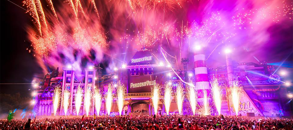 ParookaVille 2017: David Guetta, Oliver Heldens, W&W and More Announced