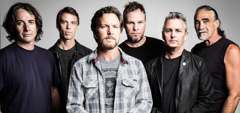 Pearl Jam to Headline NOS Alive, Mad Cool and I-Days 2018