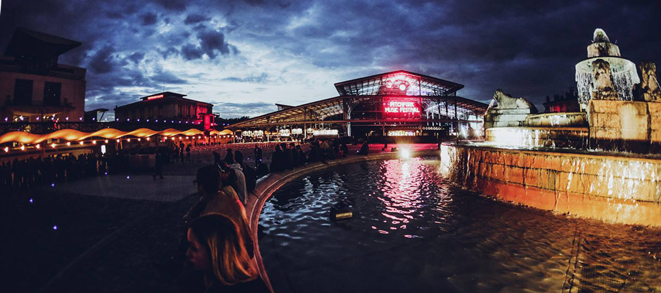 Win a Weekend in Paris with Pitchfork Music Festival