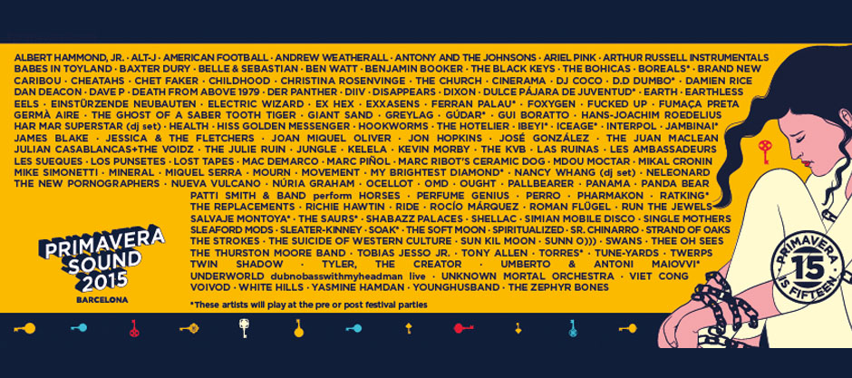 Primavera Sound 2015: A Heavy Birthday Lineup