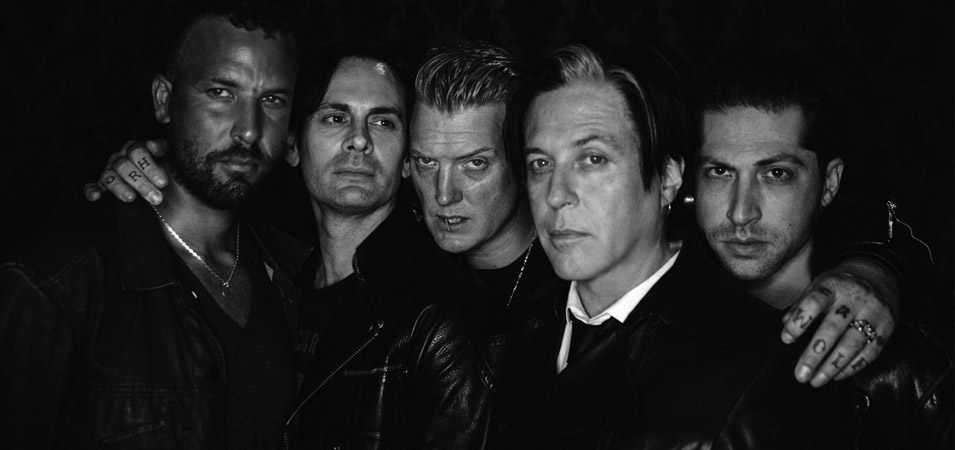 I-Days Announce Queens of the Stone Age & The Offspring