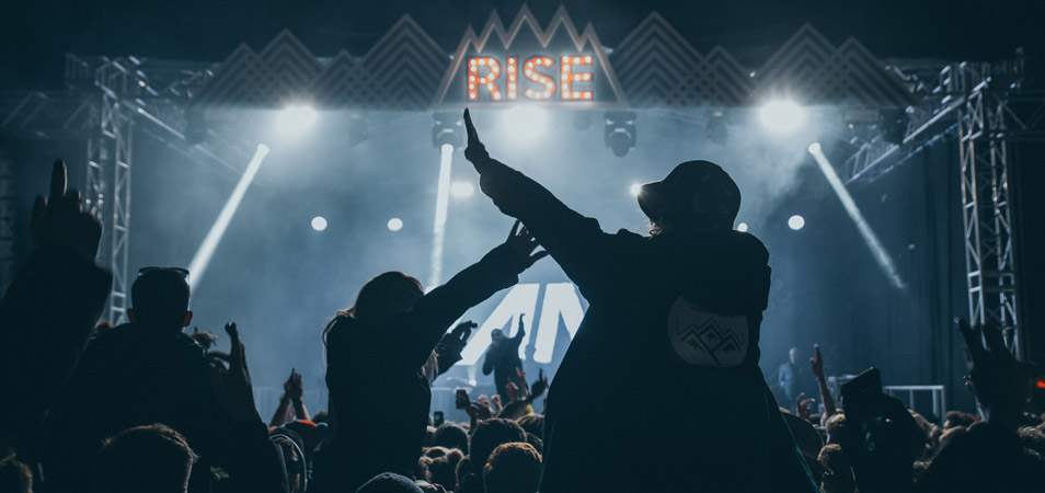 Lineup Announced for Rise Festival 2017