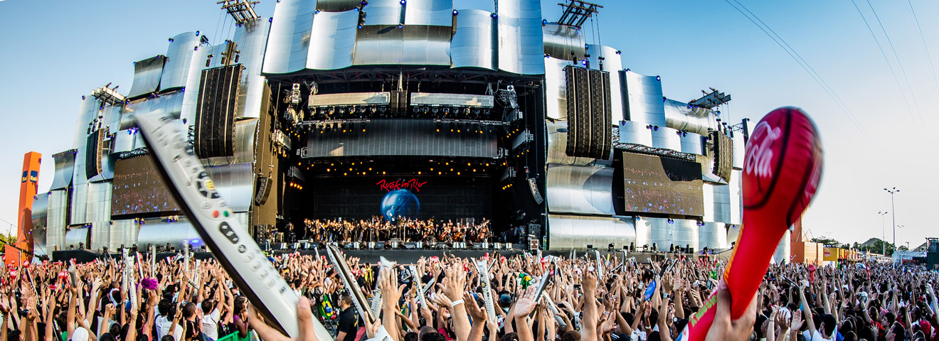 WATCH: Rock In Rio 2017 to be Streamed Live on Festicket