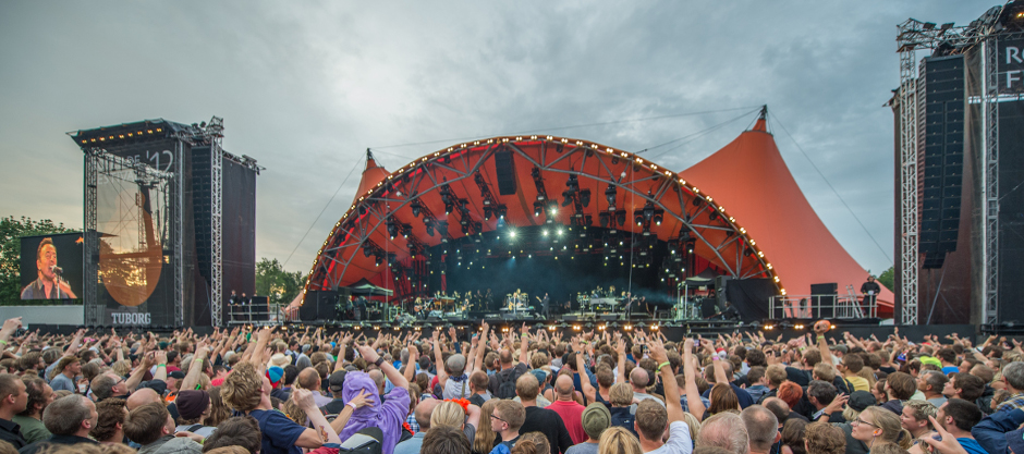 Roskilde Festival's Secret Recipe