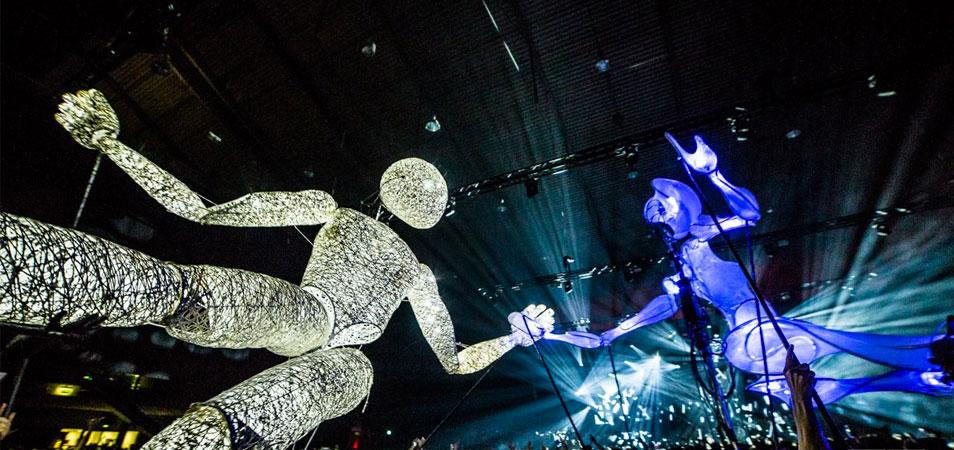 Stuttgart Electronic Music Festival Releases 2017 Trailer