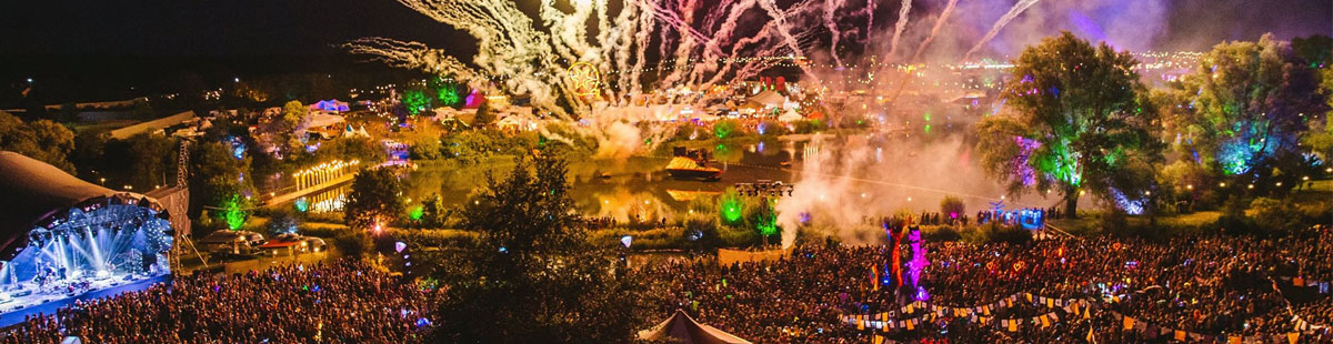 Secret Garden Party: The UK's Magical Wonderland