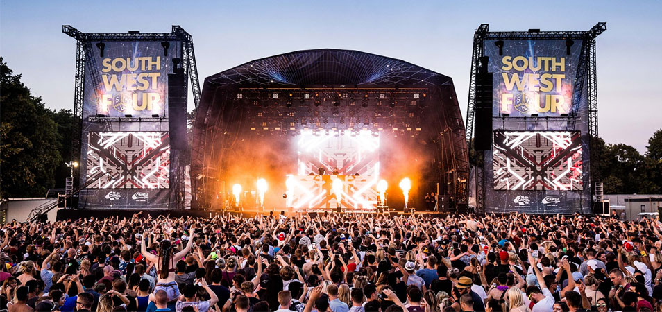 Marshmello, Chase & Status and Dizzee Rascal to Play South West Four 2018