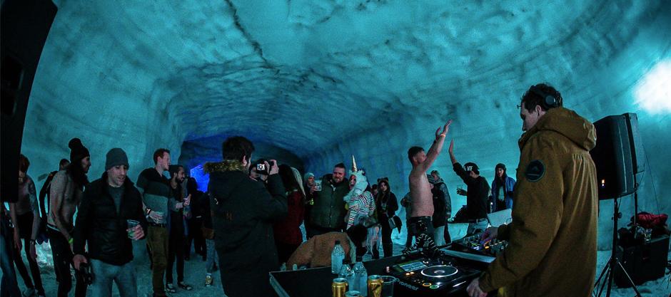 Secret Solstice 2017: Into The Glacier, Midnight Sun Boat Party & Secret Lagoon