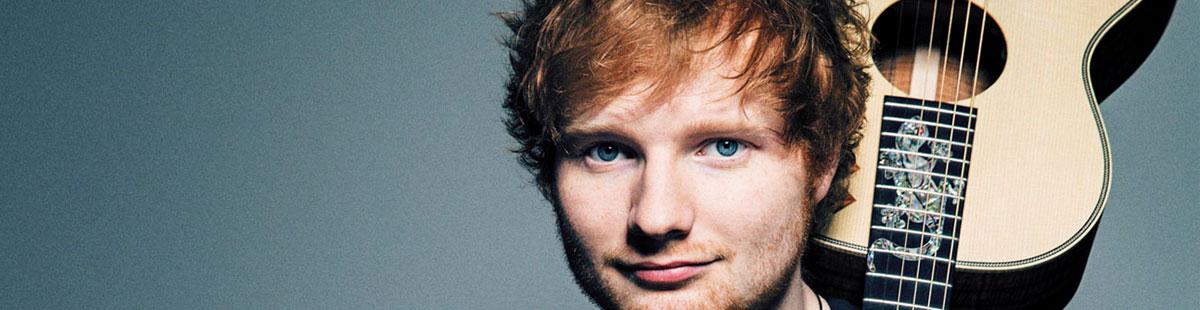 Ed Sheeran Announced as Final Headliner for Glastonbury 2017