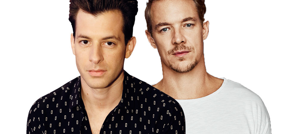 Diplo B2B Mark Ronson to Headline Friday Night at Bestival