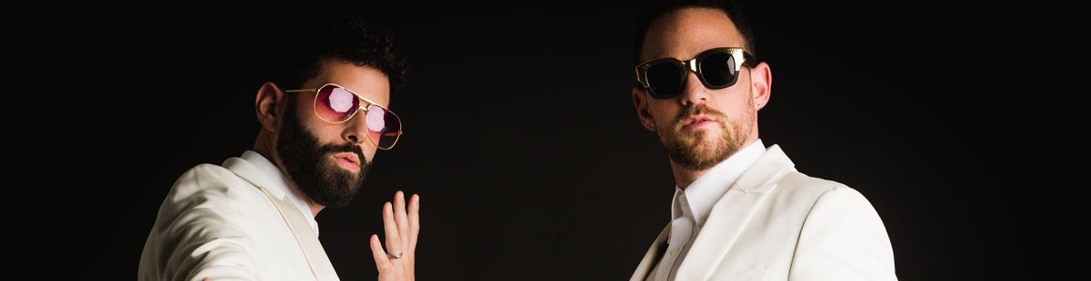 """Soul Clap: """"We come to bring that funk"""""""