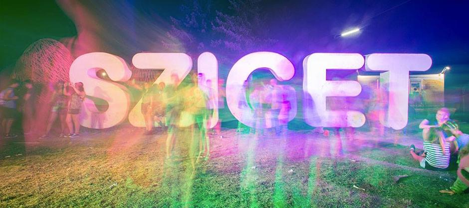 Spotify Playlist: Sziget 2015