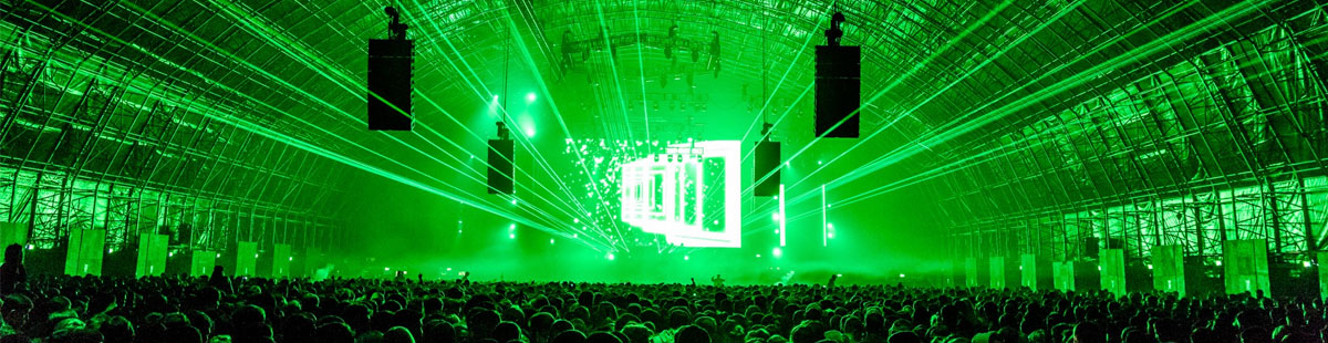 Creamfields' Steel Yard to Make its London Debut