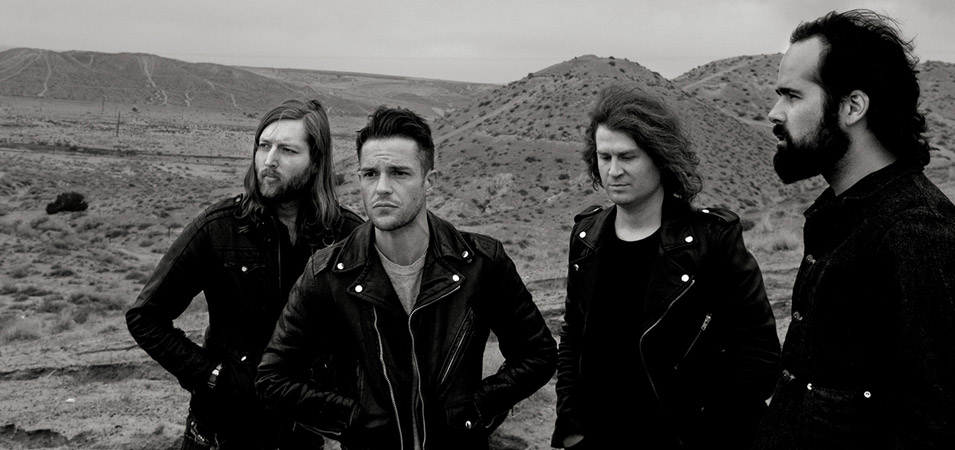 The Killers to Headline Rock In Rio Lisboa 2018