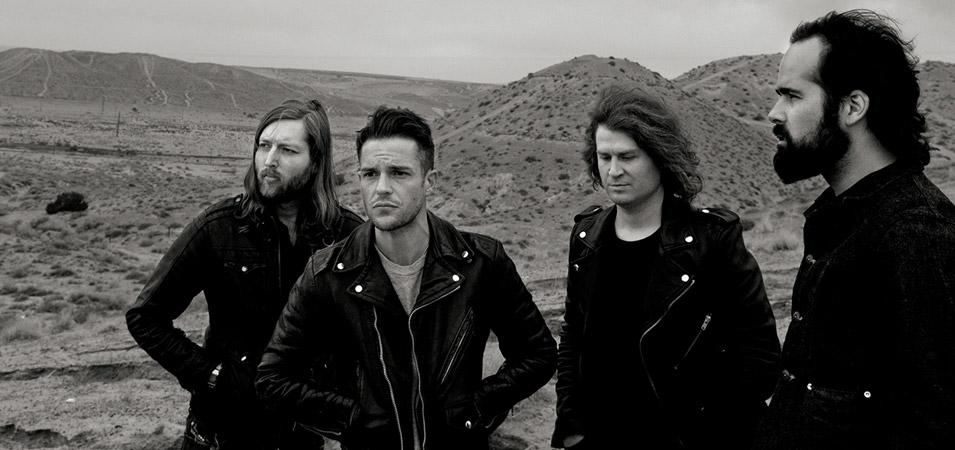 The Killers en tête d'affiche de Rock In Rio Lisboa 2018