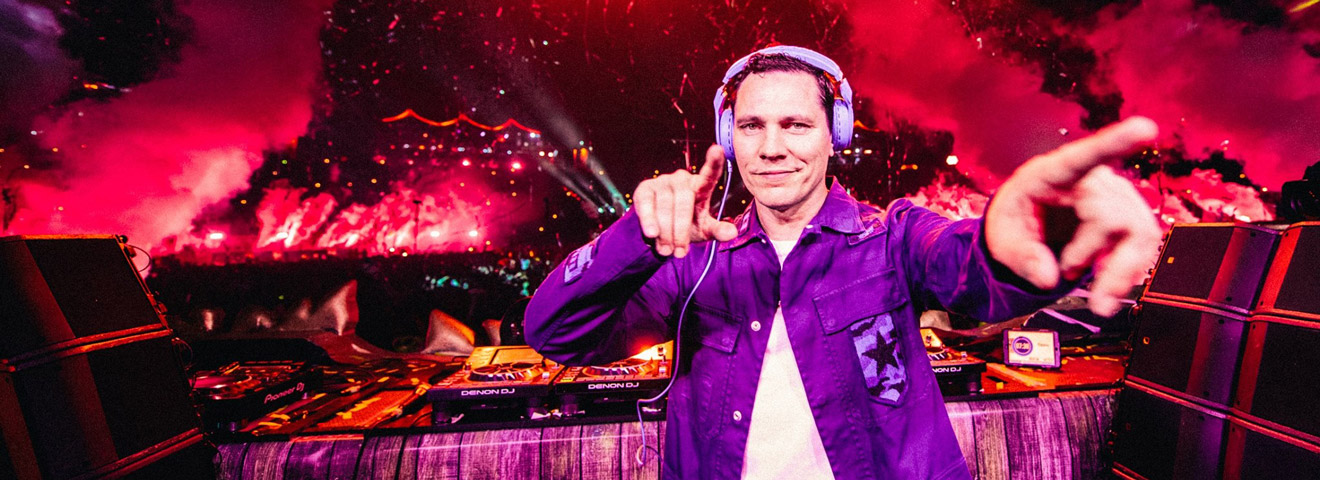 Tomorrowland 2018 Lineup: Tiësto, Sasha, Astrix and Nicky Romero