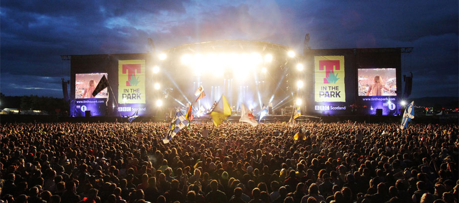 T in the Park Festival to take a year off in 2017
