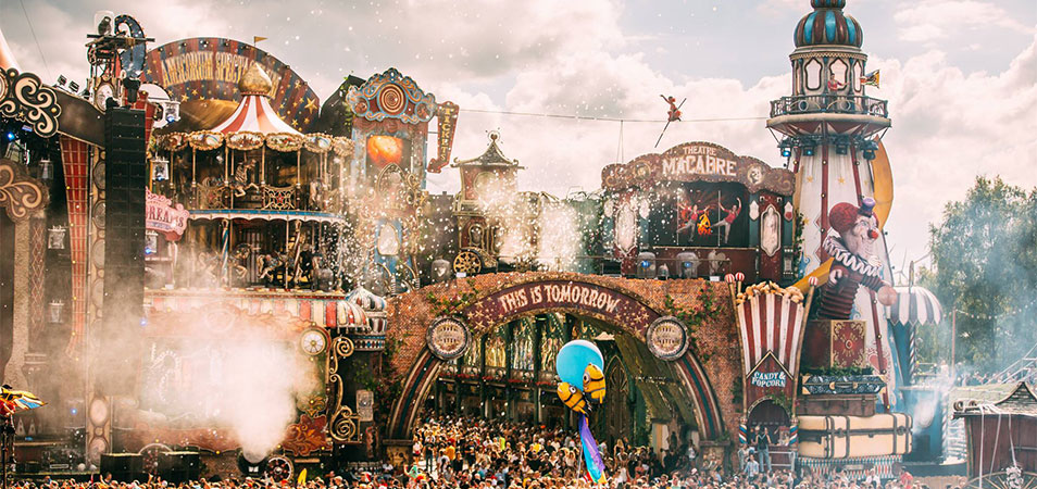 Watch: Tomorrowland 2017 Aftermovie Teaser Released