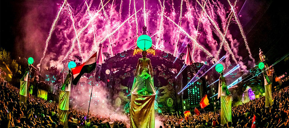 Tomorrowland: Incredible Images from the Magical 'Amicorum Spectaculum'