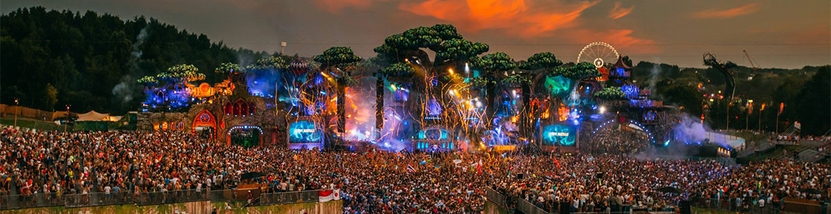 Tomorrowland: MainStage Lineup Completed