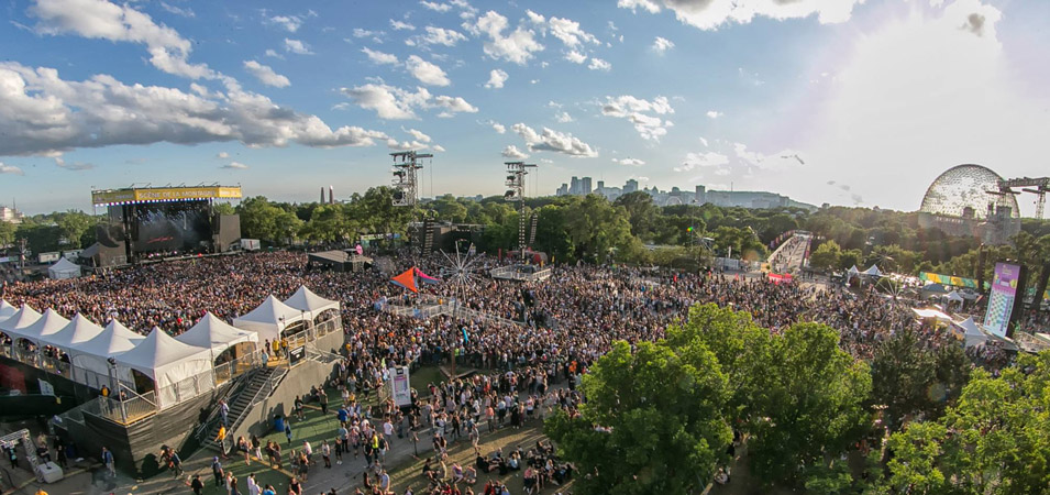 TOP 10: Music Festivals in Canada