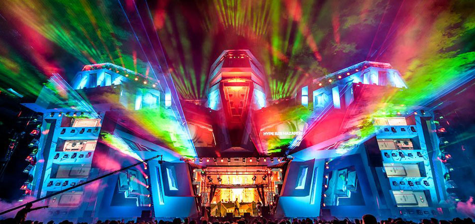 TOP 10 drum-'n-bass festivals